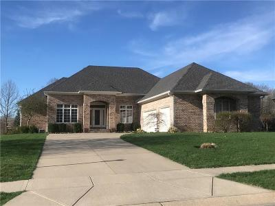 Fishers Single Family Home For Sale: 7566 Sloop Circle