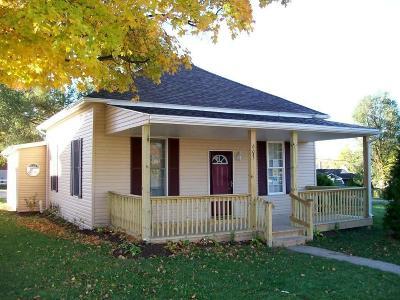 Delaware County Single Family Home For Sale: 603 East Harris Street