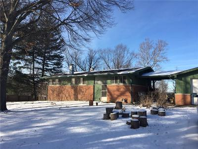 Indianapolis Single Family Home For Sale: 3202 Lindbergh Drive
