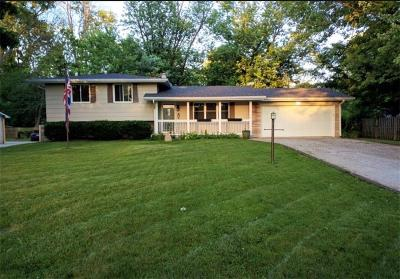 Indianapolis IN Single Family Home For Sale: $275,000