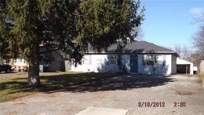 Marion County Single Family Home For Sale: 3458 West Perry Street