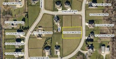 Danville Residential Lots & Land For Sale: 1524 Tottenham Drive