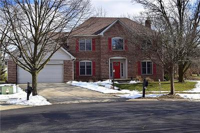Noblesville Single Family Home For Sale: 798 Whitley Court