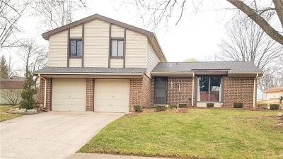 Wayne County Single Family Home For Sale: 1950 Darvin Court