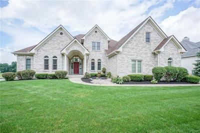 Fishers Single Family Home For Sale: 11380 Hawthorn Ridge