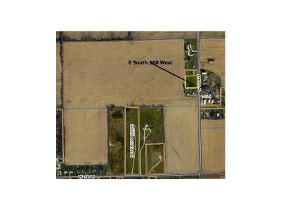New Palestine Residential Lots & Land For Sale: South 500 W