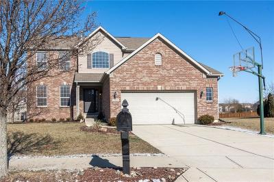 Fishers Single Family Home For Sale: 13082 Balbo Place