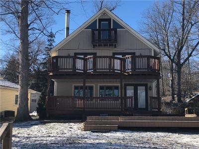 Nineveh Single Family Home For Sale: 400 West Hinshaw Drive
