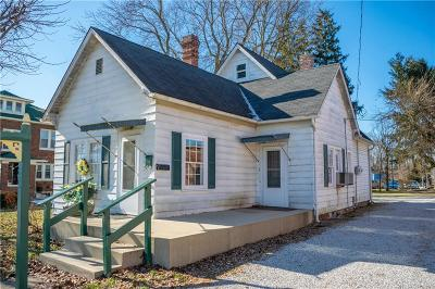 Franklin Single Family Home For Sale: 150 South Main Street