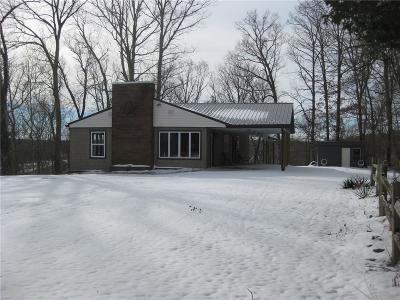 North Vernon Single Family Home For Sale: 335 North State Highway 3