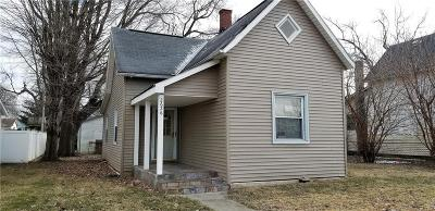 Madison County Single Family Home For Sale: 2626 Chase Street