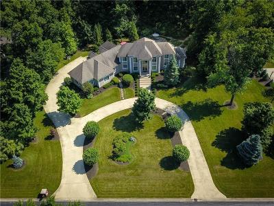 Fishers Single Family Home For Sale: 235 Breakwater Drive
