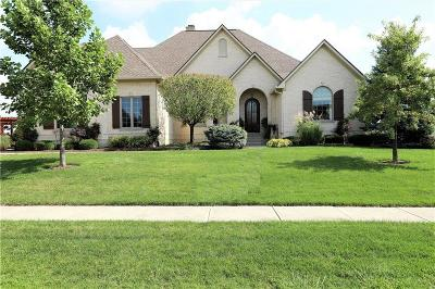 Noblesville Single Family Home For Sale: 11435 Golden Bear Way