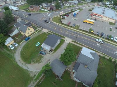 Franklin County Commercial For Sale: 1151 Main Street