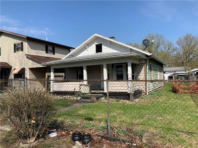 Delaware County Single Family Home For Sale: 916 North Blaine Street