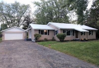 Avon Single Family Home For Sale: 7063 East County Road 100 S