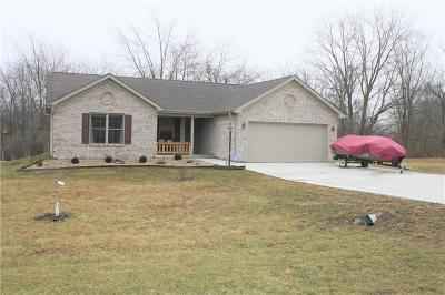 Greencastle IN Single Family Home For Sale: $239,900