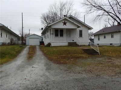 Madison County Single Family Home For Sale: 2033 Hill Street