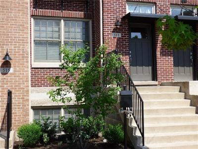 Indianapolis Condo/Townhouse For Sale: 513 North Park Avenue