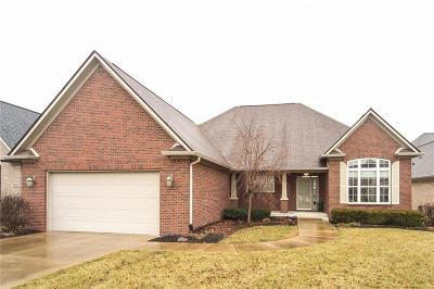 Westfield Single Family Home For Sale: 1010 Maryport Drive