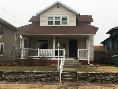 Henry County Single Family Home For Sale: 1522 A Avenue