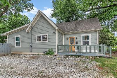 Butler Tarkington Single Family Home For Sale: 521 West 42nd Street
