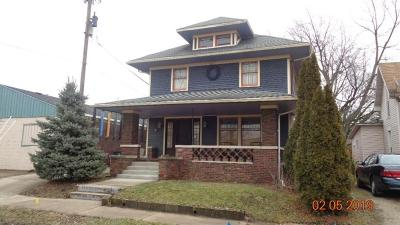 Delaware County Single Family Home For Sale: 326 North Monroe Street