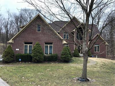 Mooresville Single Family Home For Sale: 104 West Cedarview Court