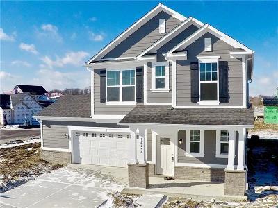 Carmel Single Family Home For Sale: 14250 Spurr Lane