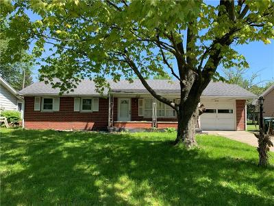 Delaware County Single Family Home For Sale: 2706 West Euclid Avenue