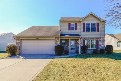 Greenwood Single Family Home For Sale: 4807 Oakleigh