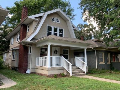Single Family Home For Sale: 3454 Carrollton Avenue