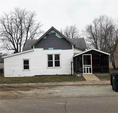Hancock County Single Family Home For Sale: 117 White Road