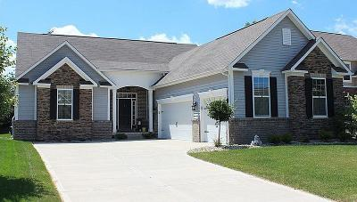 Fishers Single Family Home For Sale: 12398 Wolverton Way