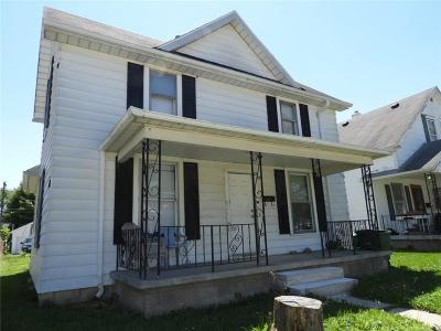 Henry County Single Family Home For Sale: 1014 South 17th Street