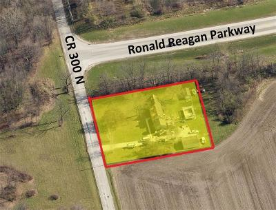 Indianapolis Commercial Lots & Land For Sale: 9559 East County Road 300 N