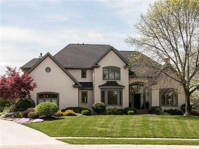 Fishers Single Family Home For Sale: 12401 Brooks Crossing