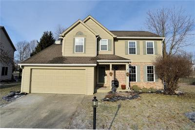 Fishers Single Family Home For Sale: 10214 Seagrave Drive