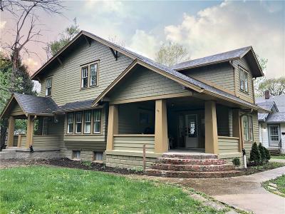 Single Family Home For Sale: 5901 University Avenue