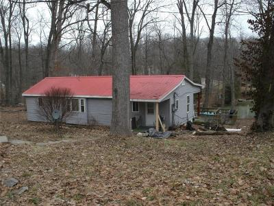Johnson County Single Family Home For Auction: 646 West Fleming Drive