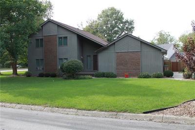 Columbus Single Family Home For Sale: 3504 Ashwood Drive