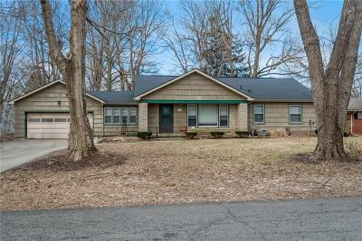 Madison County Single Family Home For Sale: 717 Washington Court