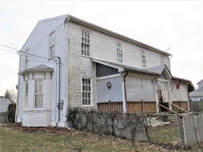 Henry County Single Family Home For Sale: 206 South Academy Avenue