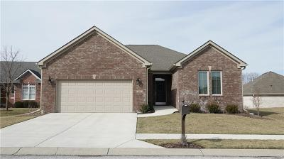 Indianapolis Single Family Home For Sale: 5323 Rosebrock Lane