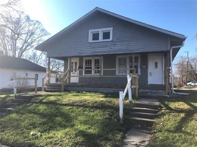 Indianapolis Multi Family Home For Sale: 6 South Euclid Avenue