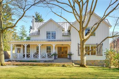 Arcadia, Carmel, Fishers, Fortville, Indianapolis, Noblesville, Sheridan, Zionsville, Lawrence, Marion Single Family Home For Sale: 7349 North Pennsylvania Street