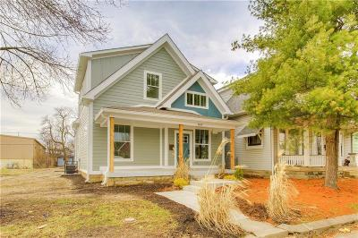 Indianapolis Single Family Home For Sale: 1844 Singleton Street