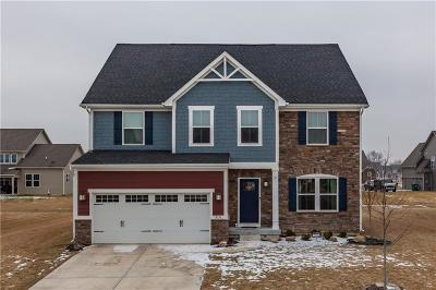 Fishers Single Family Home For Sale: 15153 Betton Place