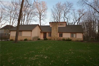 McCordsville Single Family Home For Sale: 13317 East Fairwood Drive