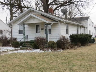 Delaware County Single Family Home For Sale: 2401 East 8th Street